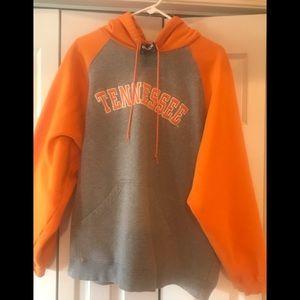 Tennessee men's adidas hooded sweatshirt size XL